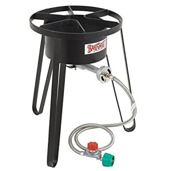 Bayou Classic SP50 Tall High-Pressure Outdoor Gas Cooker