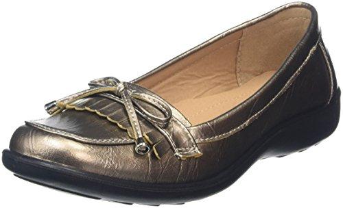 Cushion WalkShivonne - Mocassini donna , Oro (Gold (Bronze)), 38