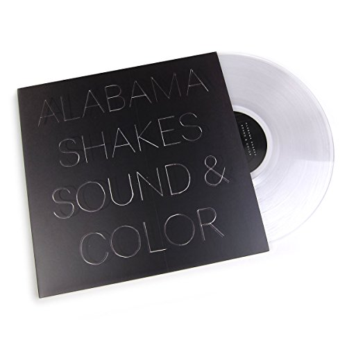 ALABAMA - Alabama Shakes: Sound & Color (Clear Vinyl) Vinyl 2lp - Zortam Music