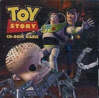 [CD-ROM] Toy Story CD-ROM Game by Disney Interactive, 1996