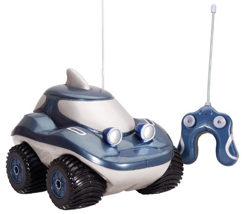 Kid Galaxy Amphibious RC Car Morphibians Shark. Remote Control Toy, 49 MHz (Remote Control Car Shark compare prices)