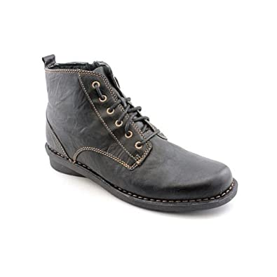 Clarks Women's Nikki North Boot - 7.5 W - Black