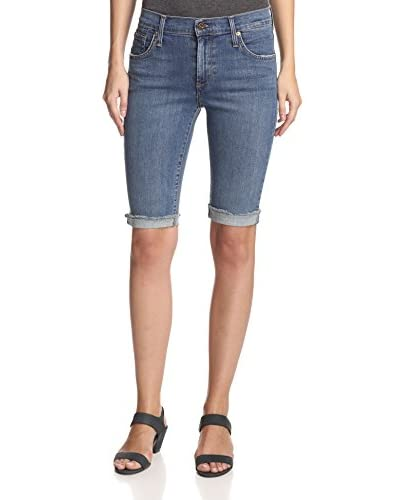 James Jeans Women's Slouchy Fit Surf Shorts