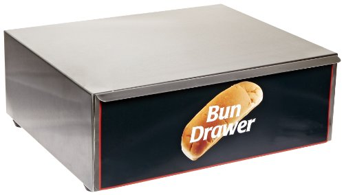 Benchmark 65010 Dry Bun Box, 16