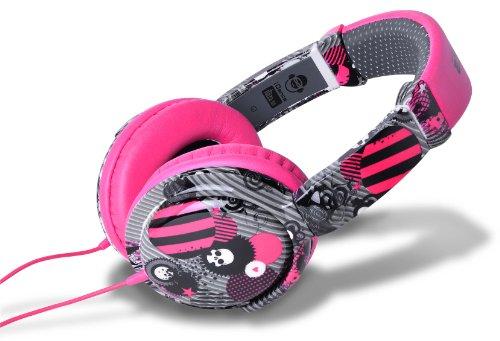 Idance Ibiza104 Ibiza Headphones - Pink