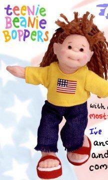 Ty Teenie Beanie Boppers - American Millie - 1