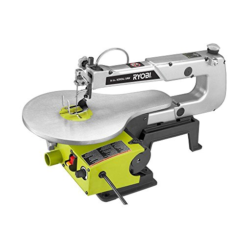 Ryobi 16 in. Corded Scroll Saw #SC165VS