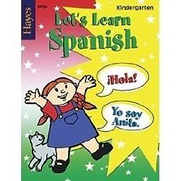 H-BR720 - LETS LEARN SPANISH GR-K