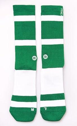 Stance NBA Boston Crew Socks L-XL (9-13) by Stance