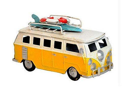 American Retro Home Furnishing Creative Personality Model Car Crafts-HR8598-Y