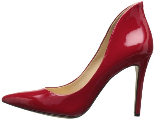 Jessica Simpson Women's Cambredge Dress Pump,Lipstick,7.5 M US