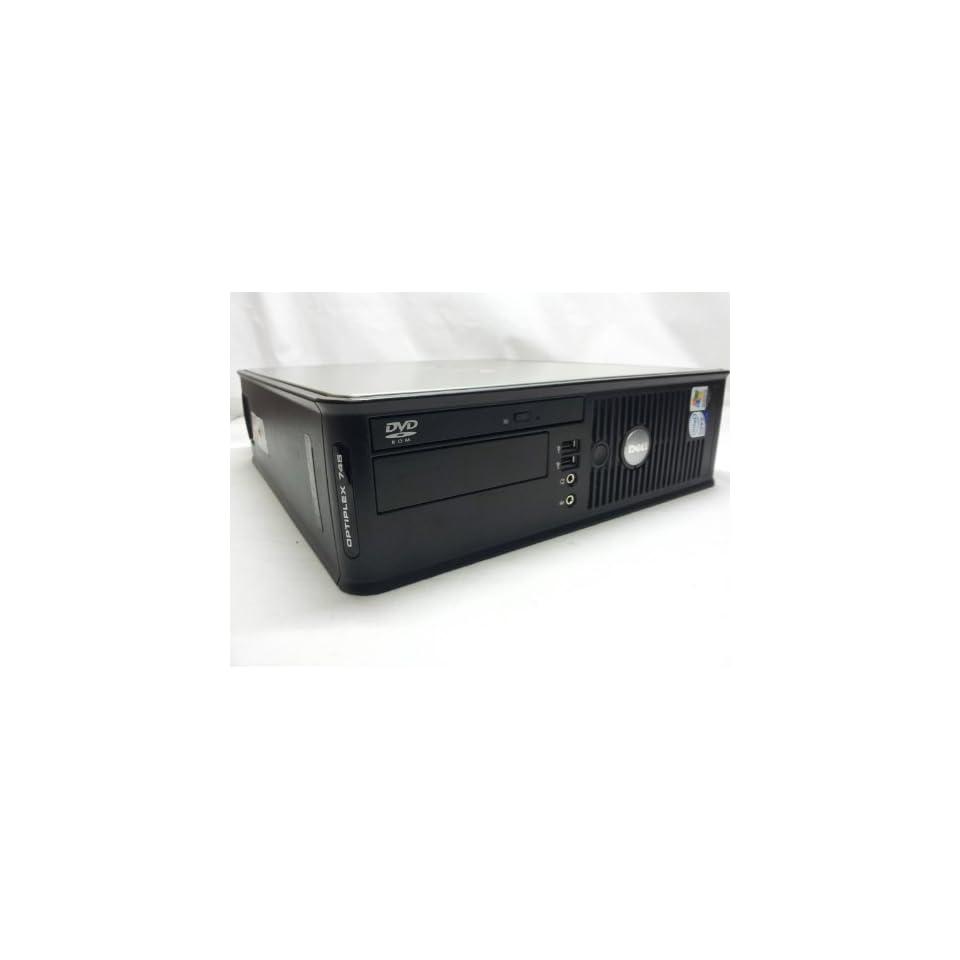 Dell Optiplex 745 Intel Core Duo 2 1.86GHz/80GB/1GB/DVD / Windows XP / Refurbished***MAKE AN OFFER**