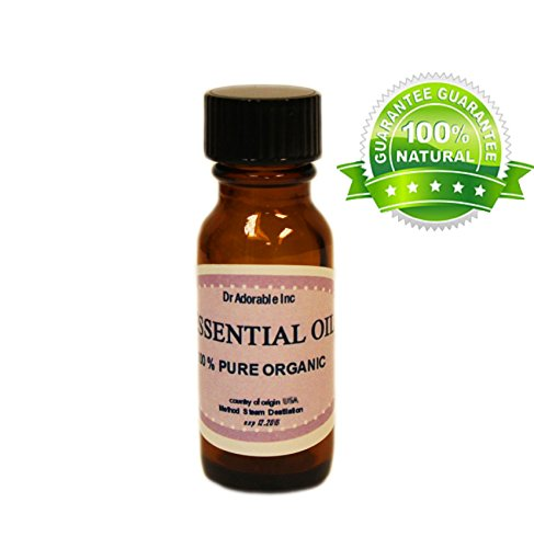 Catnip Essential Oil 100% Pure 0.6 Oz/18 Ml