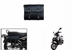 Spedy Square Bike Side Saddle Bag Royal Enfield Electra Old