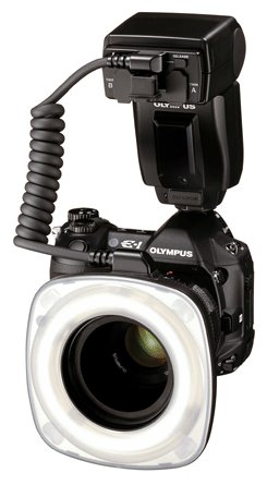 Olympus SRF-11 Ring Flash Set (incl Ring Flash RF-11,Macro Flash Controller FC-1)