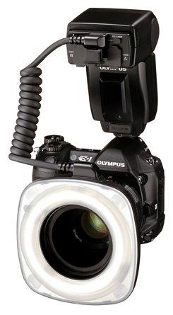 Olympus SRF-11 Ring Flash Set (incl Ring Flash RF-11,Macro Flash Controller FC-1)