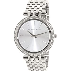 Michael Kors Watches Darci Watch (Silver)