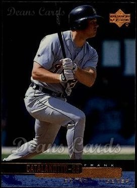 2000 Upper Deck # 115 Frank Catalanotto Detroit Tigers (Baseball Card) Dean's Cards 8 - NM/MT