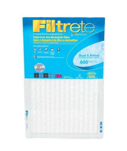 Filtrete Clean Living Dust Reduction Filters