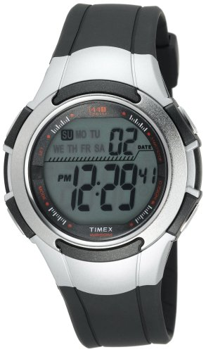 Timex Men's T5K237 1440 Sports Digital Sport Resin Strap Watch