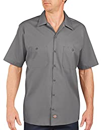 WD 4.25OZ SS WORK SHIRT (GRAPHITE GREY) (3XL)