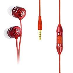 iDance EB-X201 Headset - Red