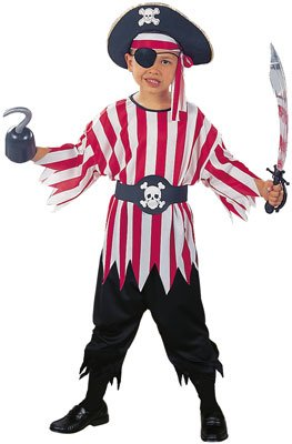RG Costumes Pirate Boy Costume Child Medium/Size 8-10  sc 1 st  Coolest Halloween Costumes & Halloween Costumes For Kids « Coolest Halloween Costumes