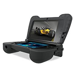 DreamGEAR Nintendo 3DS XL Comfort Grip - Black