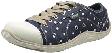 Dr. Scholl's Women's Jamie Fashion Sneaker,Navy,6 M US