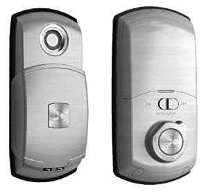 Sunnect AP501SN Advanced Protection Digital Deadbolt Lock, Satin Nickel