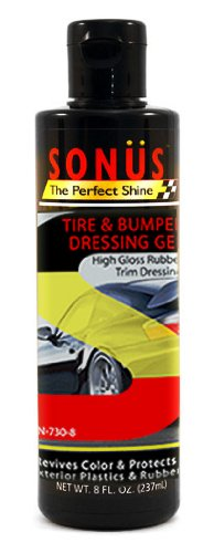 Sonus Tire & Bumper Dressing Gel 8 oz. шапка запорожец carpatians navy