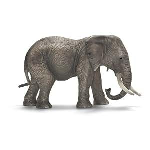 Schleich African Elephant Figure (Female)