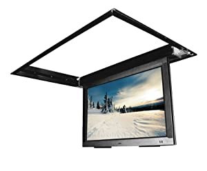 Flp 310 in ceiling flip down motorized tv for Motorized flip down tv mount