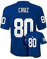 Victor Cruz New York Giants Blue NFL Youth 2015-16 Season Mid-tier Jersey