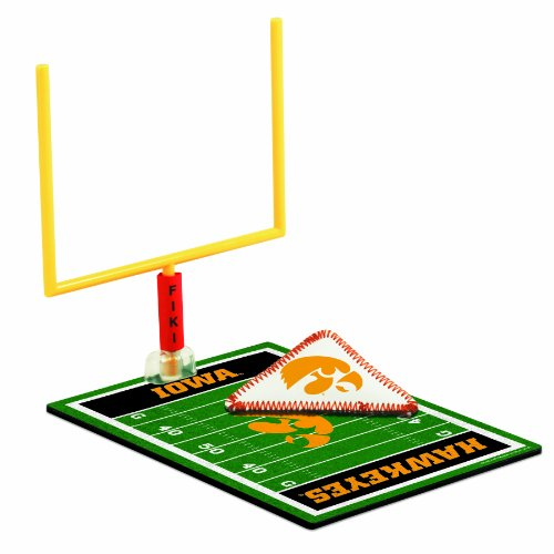 Iowa Hawkeyes Tabletop Football Game - 1
