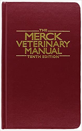 The Merck Veterinary Manual 0010 Edition price comparison at Flipkart, Amazon, Crossword, Uread, Bookadda, Landmark, Homeshop18