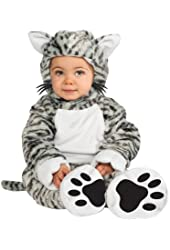 Baby Cat Costume Size 12-18 Months