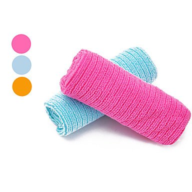 LLsai Household Textile Cleaning Towel Cloth (Assorted Colors)
