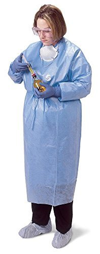 alimed-poly-coated-chemo-plus-impervious-gowns-extra-large-30-per-case-by-medtronic-usa
