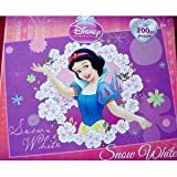 Disney Princess Snow White 200 Piece Puzzle by Mega Puzzles
