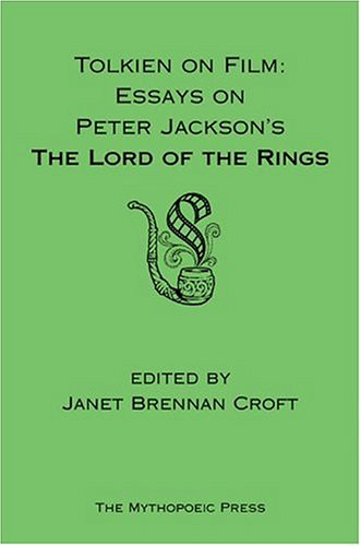 essays by tolkien The lord of the rings j r r tolkien  the following entry presents criticism on tolkien's trilogy the lord of the rings (1954-55) a leading philologist of his day, tolkien was an oxford.