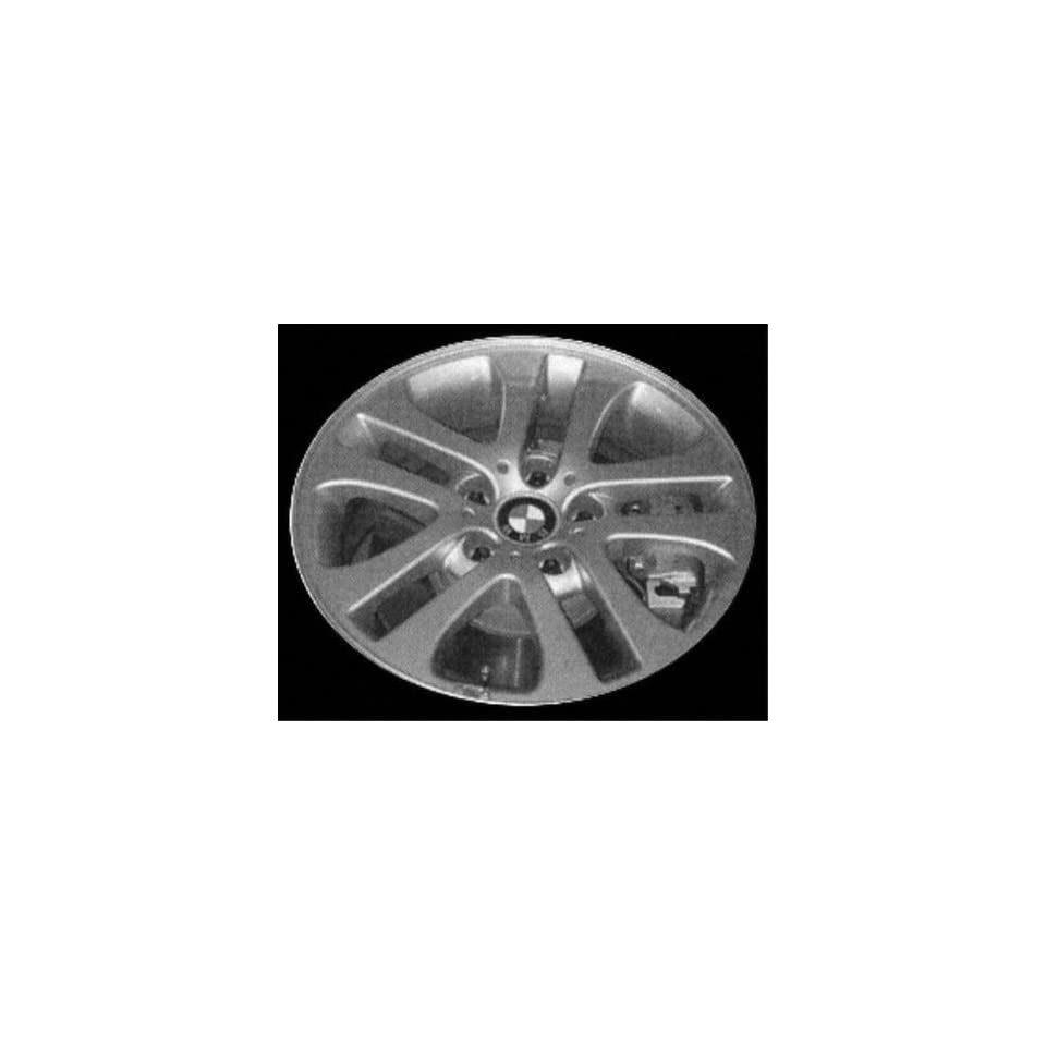 01 02 BMW 325XI 325 xi ALLOY WHEEL RIM 17 INCH, Diameter 17, Width 7 (5 DOUBLE SPOKE), 47mm offset Style #79 spoke design, SILVER, 1 Piece Only, Remanufactured (2001 01 2002 02) ALY59342U10