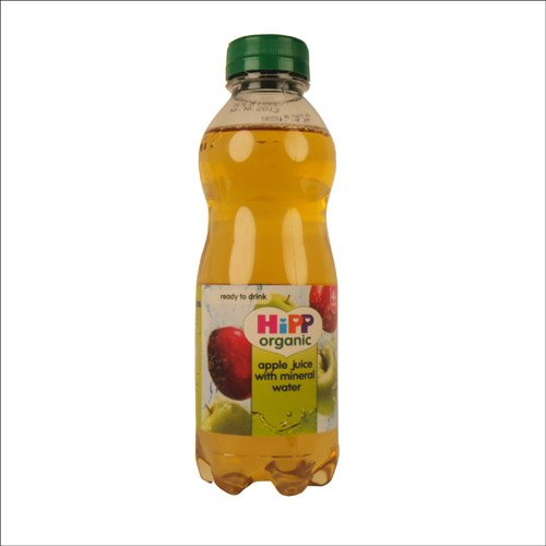 Hipp 4 Month Apple Juice With Mineral Water 500g