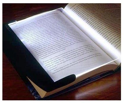 Light Panel Led Book Light, Night Reading Light (Reading Lighe)