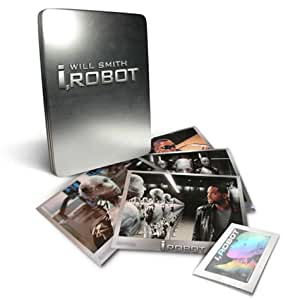 I, Robot: Limited Edition Collector's Tin (Exclusive to Amazon.co.uk) [DVD] [2004]