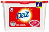 Daz Regular Laundry Detergent Tablets 20 Washes (Pack of 6, Total 120 Washes)