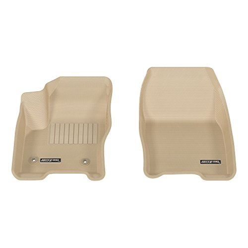Aries FR05611502 Tan Front 3D Floor Liner - 2 Piece (2015 Ford Escape Floor Liner compare prices)