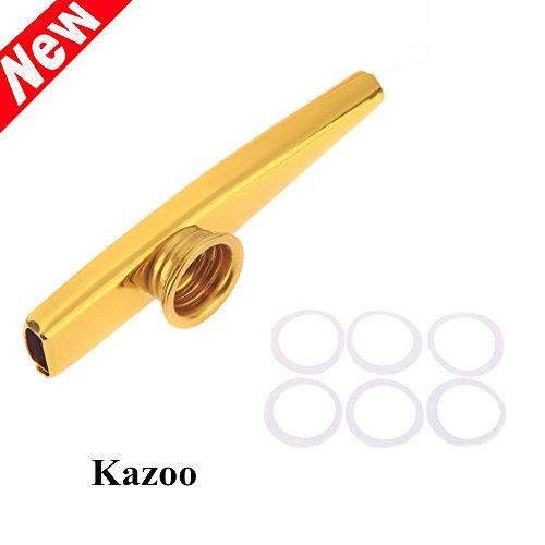 ekugo (TM) New eingeht Musikinstrumente Golden