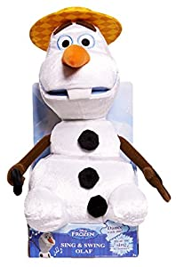 Singing Olaf Plush Toy UK Supply