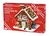 Color-a-Cookie Rudolph the Red Nosed Reindeer Gingerbread House Kit, 28.8-Ounce Kit